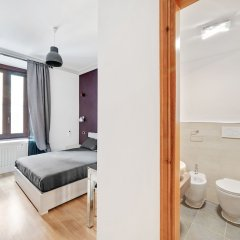 Отель Peroni Apartment Италия, Рим - отзывы, цены и фото номеров - забронировать отель Peroni Apartment онлайн ванная