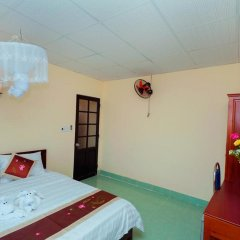 Отель Bougain Villeas Homestay комната для гостей фото 4