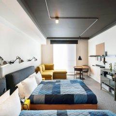 Ace Hotel London Shoreditch комната для гостей