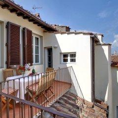 Отель Orlando Palace Apartments Италия, Флоренция - отзывы, цены и фото номеров - забронировать отель Orlando Palace Apartments онлайн балкон