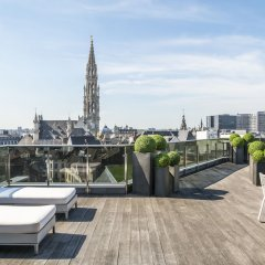 Отель Warwick Brussels Бельгия, Брюссель - 3 отзыва об отеле, цены и фото номеров - забронировать отель Warwick Brussels онлайн бассейн