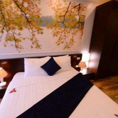 Отель Bella Rosa Hotel Вьетнам, Ханой - отзывы, цены и фото номеров - забронировать отель Bella Rosa Hotel онлайн комната для гостей фото 4