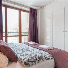 Отель P&O Apartments Mazowiecka Польша, Варшава - отзывы, цены и фото номеров - забронировать отель P&O Apartments Mazowiecka онлайн комната для гостей фото 3
