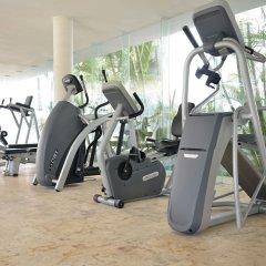 Отель Magia Beachside Condo Плая-дель-Кармен фитнесс-зал