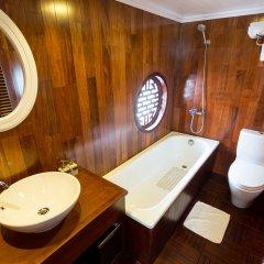 Отель Bhaya Cruises Халонг ванная фото 2