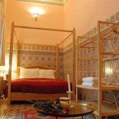 Отель Dar Jameel Марокко, Танжер - отзывы, цены и фото номеров - забронировать отель Dar Jameel онлайн комната для гостей фото 5