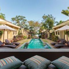 Отель Villa Tanamera бассейн фото 2