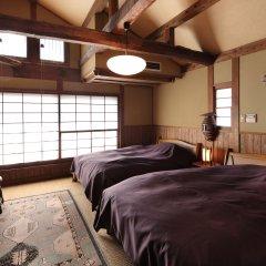 Отель Kurokawa Onsen Oyado Noshiyu Япония, Минамиогуни - отзывы, цены и фото номеров - забронировать отель Kurokawa Onsen Oyado Noshiyu онлайн комната для гостей фото 5