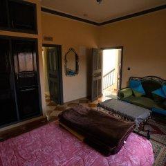 Отель Residence Rosas Марокко, Уарзазат - отзывы, цены и фото номеров - забронировать отель Residence Rosas онлайн комната для гостей фото 5