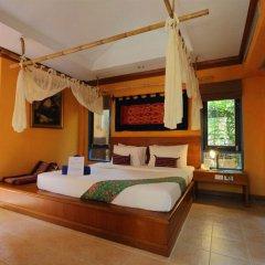 Отель Anantara Lawana Koh Samui Resort Самуи сейф в номере
