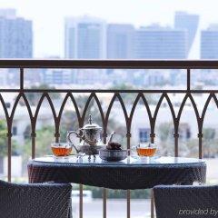 Отель Anantara Eastern Mangroves Abu Dhabi Абу-Даби балкон
