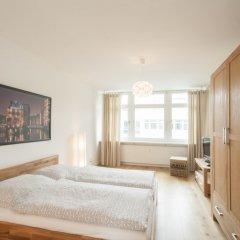 Отель Appartement Ontop Германия, Гамбург - отзывы, цены и фото номеров - забронировать отель Appartement Ontop онлайн комната для гостей фото 2