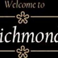 Отель Richmond Рим приотельная территория