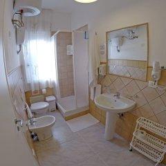 Отель Bed & Breakfast Oceano&Mare Италия, Агридженто - отзывы, цены и фото номеров - забронировать отель Bed & Breakfast Oceano&Mare онлайн ванная