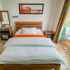 Отель Beach Sunrise Inn Мальдивы, Северный атолл Мале - отзывы, цены и фото номеров - забронировать отель Beach Sunrise Inn онлайн комната для гостей