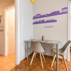 Апартаменты Athens Boutique Apartment by Cloudkeys Афины в номере