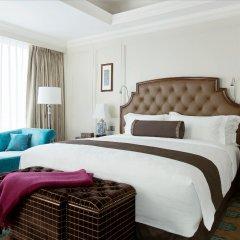 Отель The Langham, Shenzhen Китай, Шэньчжэнь - отзывы, цены и фото номеров - забронировать отель The Langham, Shenzhen онлайн комната для гостей фото 2