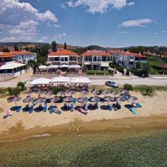Отель Sonias House Греция, Ситония - отзывы, цены и фото номеров - забронировать отель Sonias House онлайн пляж