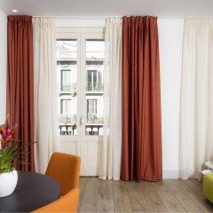 Апартаменты Cosmo Apartments Passeig de Gràcia Барселона комната для гостей фото 5