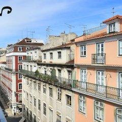 Отель Vincci Baixa Португалия, Лиссабон - отзывы, цены и фото номеров - забронировать отель Vincci Baixa онлайн фото 3