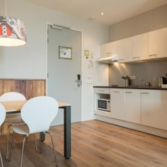 Отель Amsterdam ID Aparthotel Нидерланды, Амстердам - отзывы, цены и фото номеров - забронировать отель Amsterdam ID Aparthotel онлайн в номере фото 2