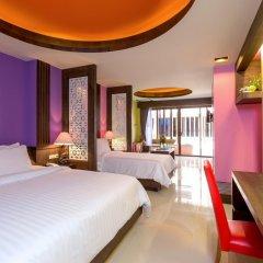Отель Naina Resort & Spa 4* Стандартный номер разные типы кроватей фото 2