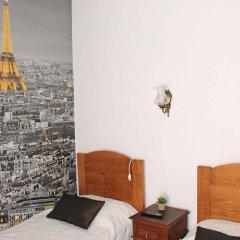 Отель Franca сейф в номере