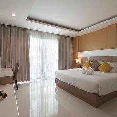 Отель Chanalai Hillside Resort, Karon Beach комната для гостей фото 5