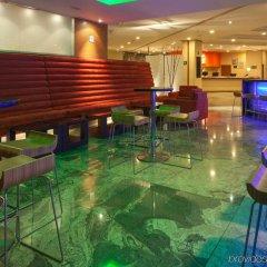 Отель Holiday Inn Mexico Coyoacan Мехико гостиничный бар