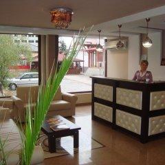 Отель Han Krum Болгария, Тырговиште - отзывы, цены и фото номеров - забронировать отель Han Krum онлайн интерьер отеля фото 3