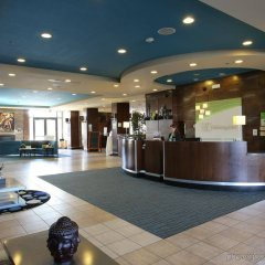 Holiday Inn Hotel & Suites Salt Lake City-Airport West интерьер отеля