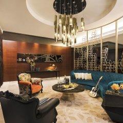 Resorts World Sentosa - Hard Rock Hotel Сингапур интерьер отеля