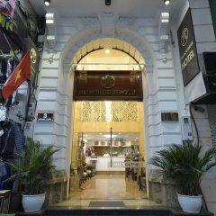 Отель Hanoi HM Boutique Hotel Вьетнам, Ханой - отзывы, цены и фото номеров - забронировать отель Hanoi HM Boutique Hotel онлайн вид на фасад