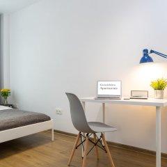 Отель Pure Rental Apartments - City Residence Польша, Вроцлав - отзывы, цены и фото номеров - забронировать отель Pure Rental Apartments - City Residence онлайн удобства в номере фото 2