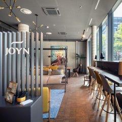 Отель Joyn Vienna Вена гостиничный бар