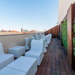 Отель Sidorme Madrid Fuencarral 52 Испания, Мадрид - 1 отзыв об отеле, цены и фото номеров - забронировать отель Sidorme Madrid Fuencarral 52 онлайн балкон