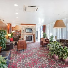 Отель Four Points by Sheraton Long Island City интерьер отеля фото 3