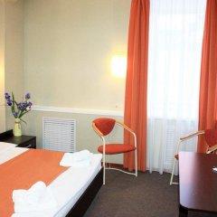 Гостиница Ирис комната для гостей фото 3