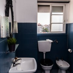 Отель V Dinastia Lisbon Guesthouse ванная