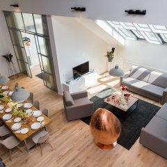 Отель EMPIRENT Rose Apartments Чехия, Прага - отзывы, цены и фото номеров - забронировать отель EMPIRENT Rose Apartments онлайн комната для гостей фото 4