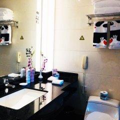 Отель Crowne Plaza Chengdu City Center ванная
