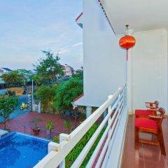 Отель Hoi An Life Homestay балкон