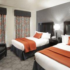 Отель Golden Gate Casino Hotel США, Лас-Вегас - 2 отзыва об отеле, цены и фото номеров - забронировать отель Golden Gate Casino Hotel онлайн комната для гостей фото 3