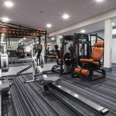 Отель The Midland - Qhotels Манчестер фитнесс-зал