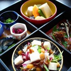 Отель Machiya Inn Omihachiman Омихатиман питание