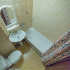 Апартаменты Inndays Apartment on Buninskaya Alleya ванная фото 2