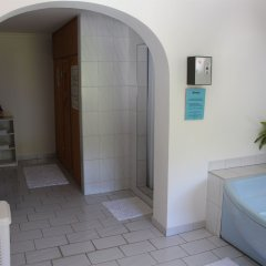 Отель Schoene Aussicht Зальцбург сауна