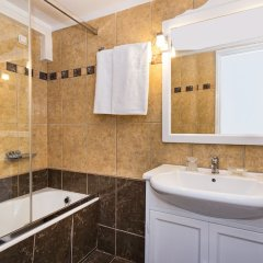 Отель Agnadema Apartments Греция, Остров Санторини - отзывы, цены и фото номеров - забронировать отель Agnadema Apartments онлайн ванная фото 2