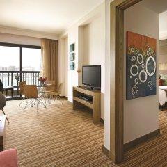 Traders Hotel Qaryat Al Beri Abu Dhabi, by Shangri-la комната для гостей фото 3