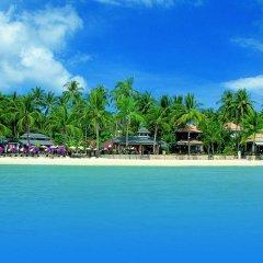 Отель Chaba Cabana Beach Resort пляж фото 2